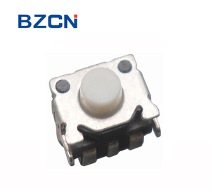 TS-A020 smile face 2.56*4.5mm SMD tact switch micro plastic push button switch