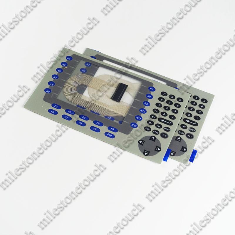 Membrane keyboard NEW for AB 2711P-B7C4A8 2711P-B7C4A9 Touch Screen