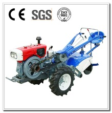 CE approved 12-20hp Farm Equipment Two Wheel Walking Tractor