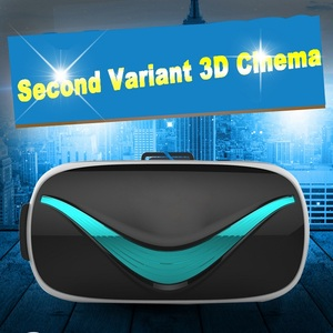 New and fasional model virtual space 3d glasses