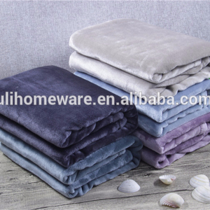623ad47c554b China Plush Mink Baby Blankets