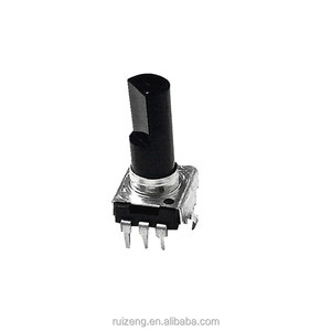 B20K rotary potentiometer B203 with switch