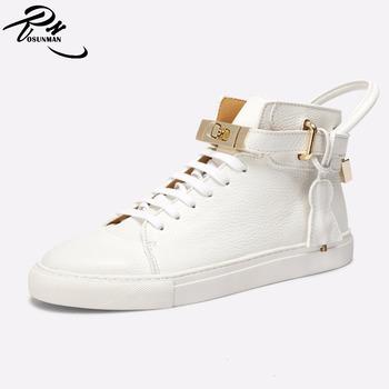 white high top designer sneakers