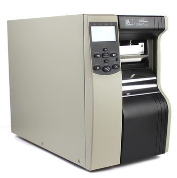most trusted zebra 110xi4 industrial printer 203dpi buy industrial rh wholesaler alibaba com Zebra 110Xi4 Manual Zebra Qln 420 Plus Printer