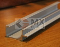 supply frame door kitchen cabinet handle aluminium extruded profile in high quality