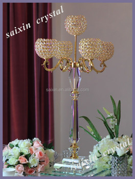 Gorgeous new design gold globe candelabra for wedding centerpieces gorgeous new design gold globe candelabra for wedding centerpieces junglespirit Choice Image