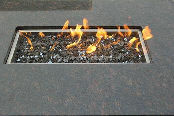 Outdoor Firepit Table Gas Burner