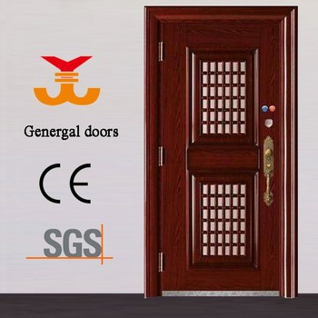 Steel Safety Door Design With Grill Buy Safety Door Design With Grill Safety Door Design With Grill Safety Door Design With Grill Product On