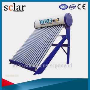 5 years warranty CE ISO approved low pressure solar water heater zimbabwe solar geyser