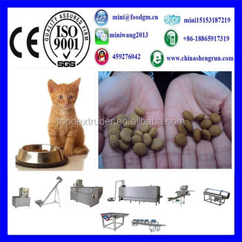 Aquarium Fish Food Feed Processing Machinery/pet Food Processing ...