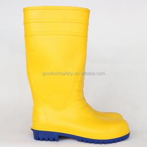 9895c27754ba Yellow Gumboots