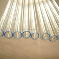 High Purity Quartz Tube Heating Device for Tube Furnace with High Temperature