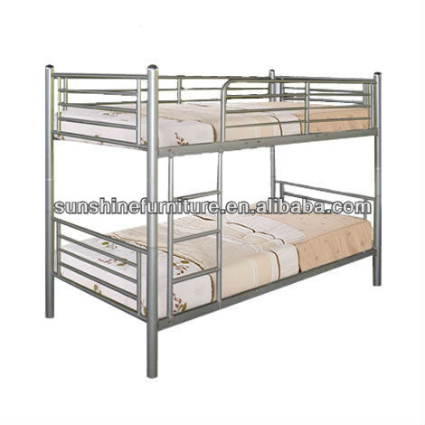 queen metal frame bunk beds queen metal frame bunk beds suppliers and manufacturers at alibabacom - Metal Frame Bunk Beds