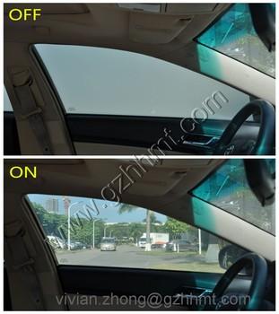Good Quality Bullet Proof Window Film Car Window Smart Tint Film