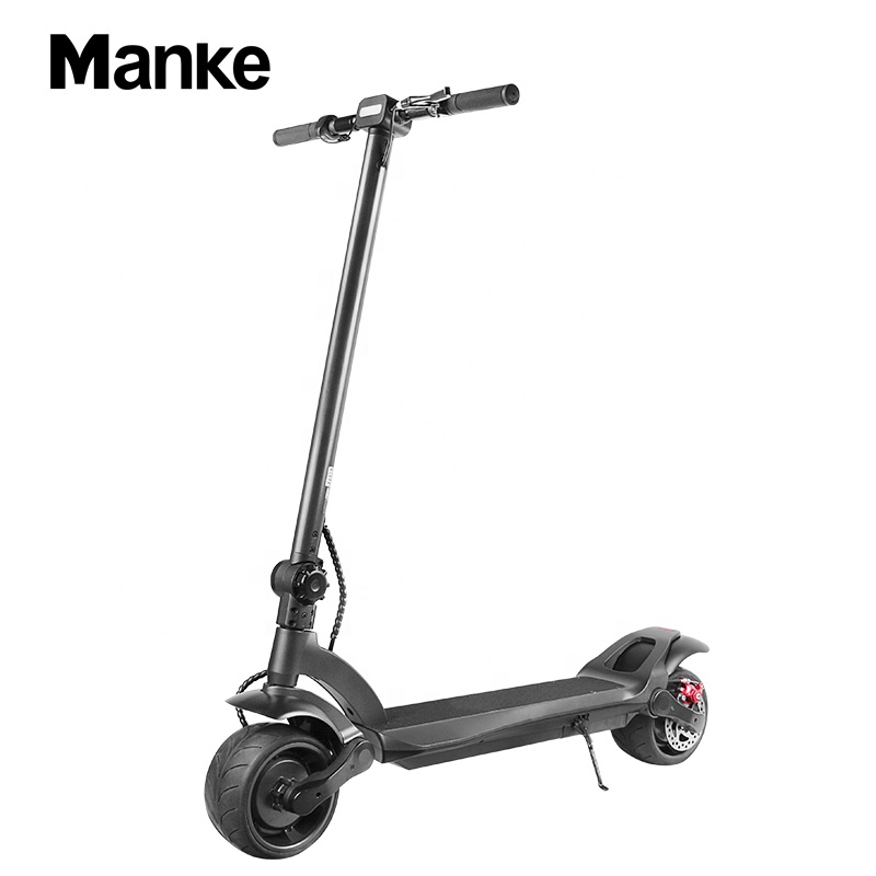 Powerful Electric Scooter for Adults up to 25mph, 20 miles range, 48V, 500W single or 1000W dual motor
