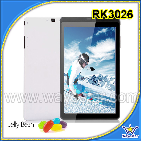 rk3026 smart pad 7inch dual core with android games