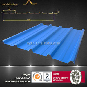 OEM standing seam metal roof for sale