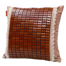 Japan Home Decoration Cooling bamboo throw cushion pillow