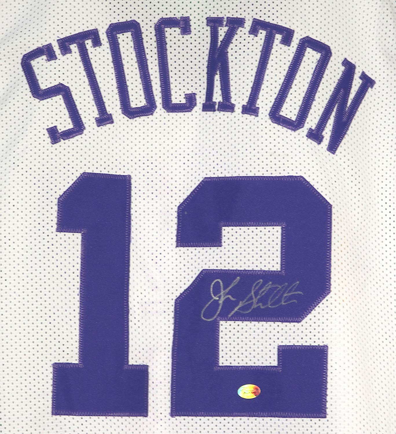 Buy John Stockton Autographed Utah Jazz Limited Edition Malcolm ... 274177e33