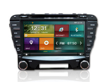 8 inch touch screen Autoradio DVD GPS Navigation Car Stereo for Haima M5 with map, bluetooth, 3D UI