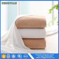 Cheap bath room hotel 100% cotton wholesale bath towels