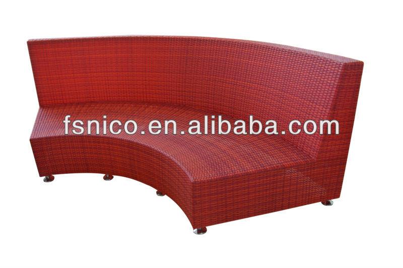 Rattan Semi Circle Sofa Rattan Furniture Buy Semi Circle