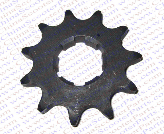 11 Tooth 420 428 520 530 17MM 20MM 50CC 70CC 90CC 110CC 125CC 150CC 200CC 250CC Sprocket Dirt Pit bike ATV Quad Buggy Parts
