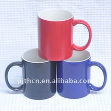 Sublimation Coated Mug Full Color Changing Mug
