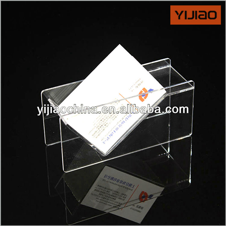 Clear Plastic Business Card Boxes, Clear Plastic Business Card ...