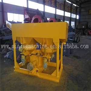 Mining plant jigger high recovery jig separator for extracting Tin ore mine