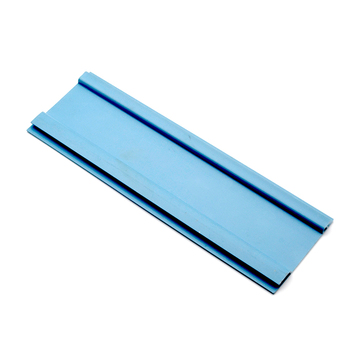 Plastic Extruded Edging For Sheet Metal Edge Trim Pvc 80