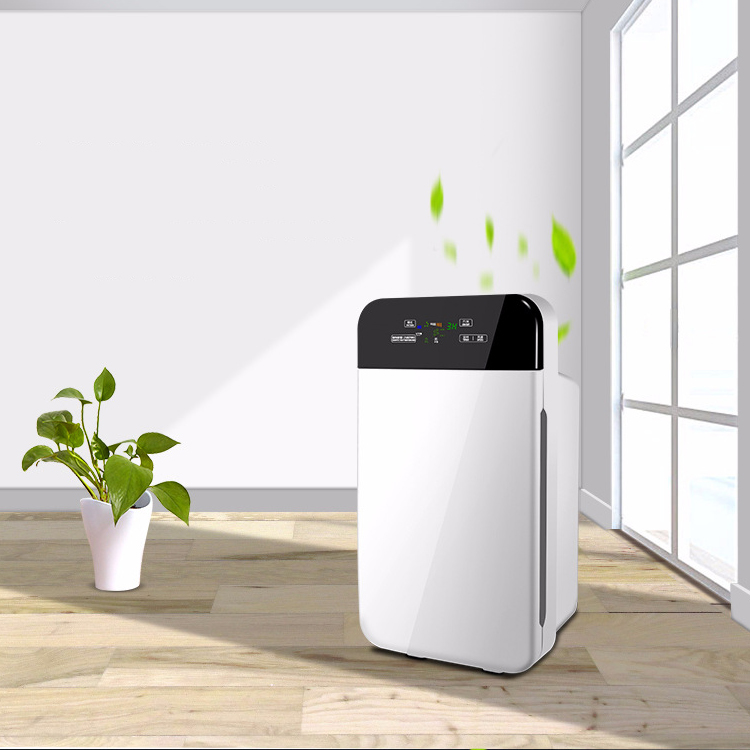High quality best ionic honeywell electronic air cleaner for home