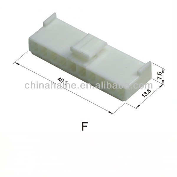 10pin male female wire connector VH-10Y