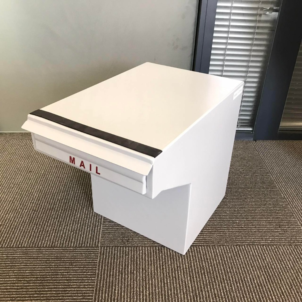Customized aluminum wall mounted mailbox, parcel box ,post box
