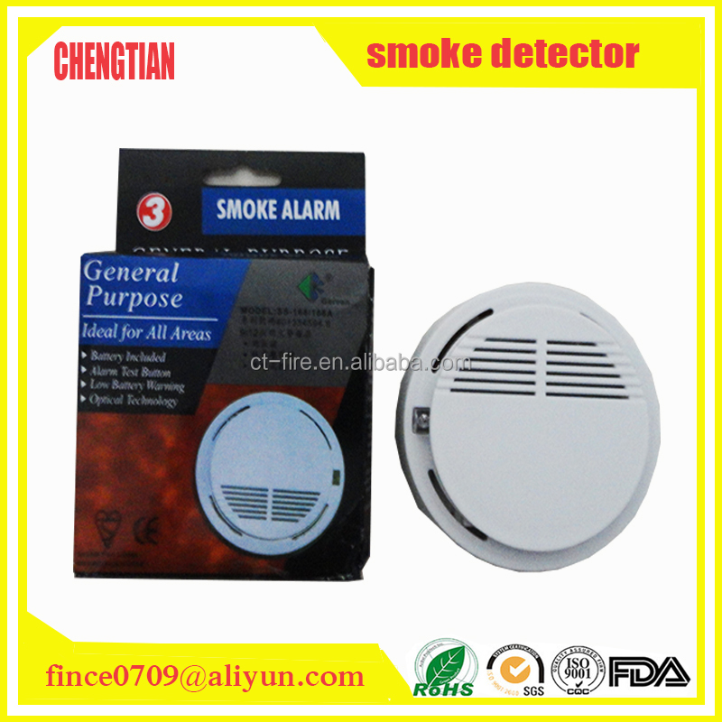 fire fighting safety product gas detector smoke fire alarm