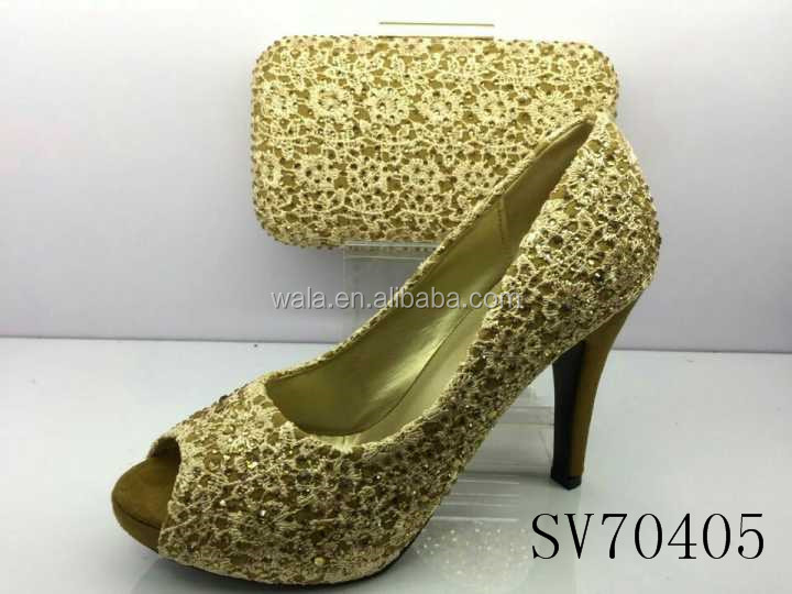 many royal fashion stones blue set shoes style in and 1 with handbags SV70404 RqxwZ1R