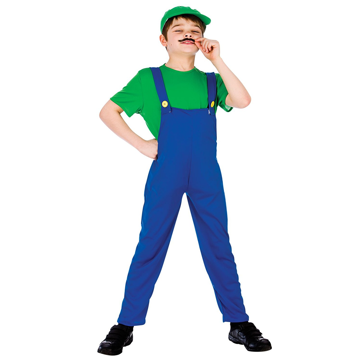 Get Quotations · Funny Plumber- Green (5-7) Fancy Dress Luigi Kids Costume  sc 1 st  Alibaba & Cheap Kids Luigi Costume find Kids Luigi Costume deals on line at ...