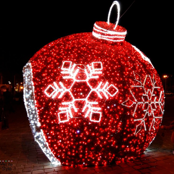 Large Outdoor Christmas Decorations.Outdoor Led Large Walk Through Ornaments Baubles For Shopping Mall Holiday Decoration Buy Led Large Ornaments For Christmas Shopping Mall Christmas