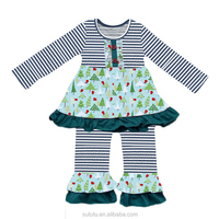 Girls new fall baby girls clothing baby boutique clothes children apparel good quality cheap wholesale