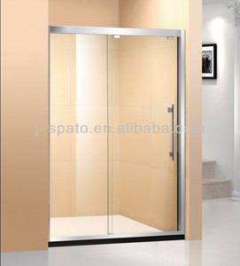 Simple Shower Stall With 304 Stainless Steel Construction Material