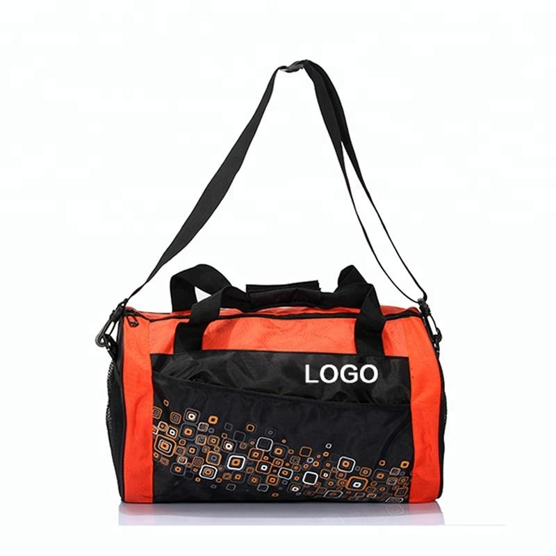 Customized OEM fashion design seesack gym sports barrel travel duffel bag low price simple travel bag