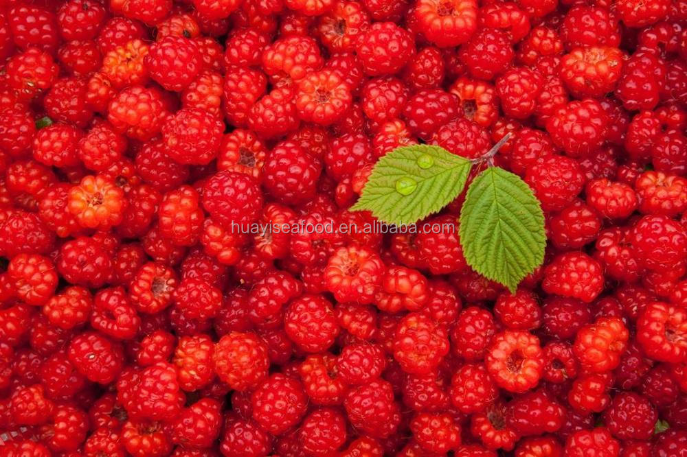 Frozen Raspberry class A frozen berries with great price