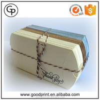 2017 Hot Sell new product custom China Personal Custom Made Brown Kraft Paper Pillow Box for Soap