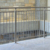 Decorative Stainless Steel Glass Fence Handrail Pillars