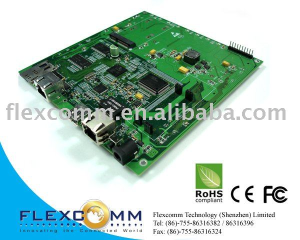 Atheros AR7161 based 3.5G / 4G WIFI Router board