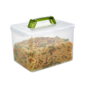 Super Large Cereal Storage Fresh Keeper China Manufacturer Directory Usable Lifting Yoke Food Contain