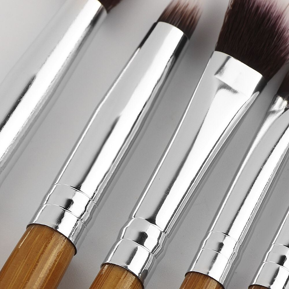 Bamboo eyeshadow brush set eyeshadow blending brush