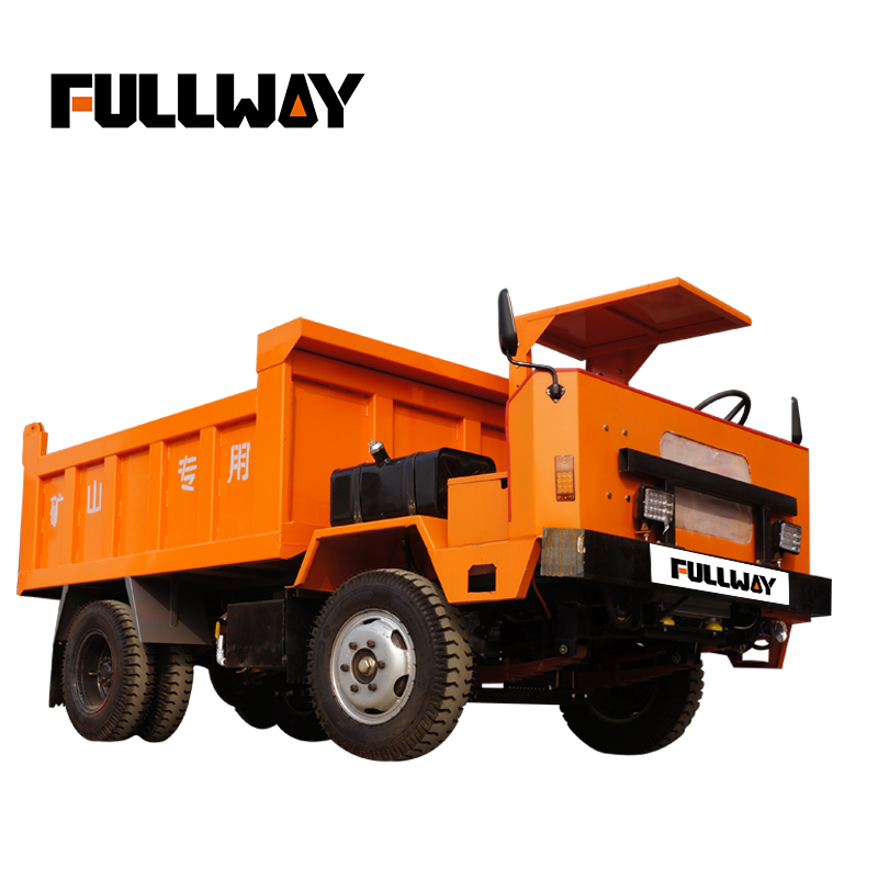 China 15 Ton FW-4D150M Small Dump <strong>Truck</strong> For Underground work