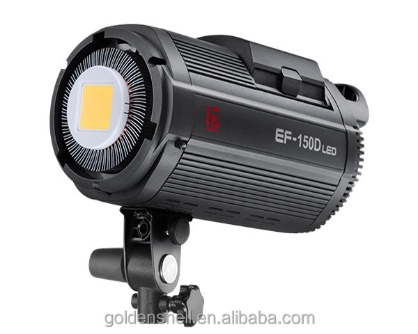 JINBEI EF-150D LED Video Light, AC/DC Dual-use with 5500k Color Temperature ,Camera LED light for Nikon/Canon Cameras