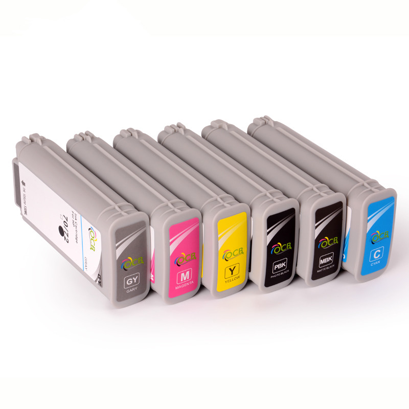 Ocbestjet Printer Compatibel Inkjet Cartridge Voor HP 70 HP Z2100 Z5200 Z5400 Z3100 Z3200 Printer